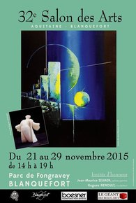 Salon des Arts Blanquefort 2015