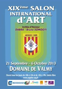 Salon Internationnal d'Arts de Valmy
