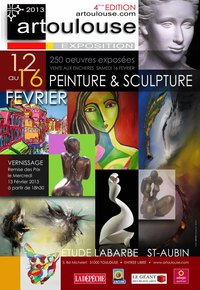 Salon Artoulouse 2013