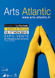 Salon ARTS ATLANTIC  de La Rochelle 2013